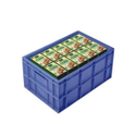64245 CL Plastic Crate