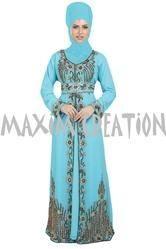 Women's Home Gown Floor Touch Maxi Dress