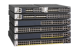 Netgear 10-Gigabit Smart Managed Pro Switch Series