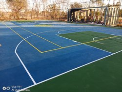 Sports Floorings Service synthetic Court