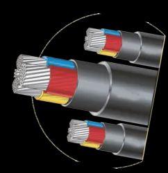 4 Core Aluminium Unarmoured XLPE PVC Cable