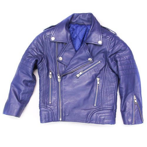 Kids Leather Jacket Children Leather Jacket क ड स ल दर