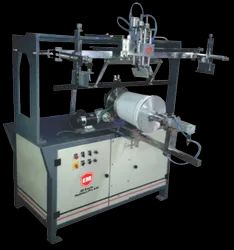 Round Bucket Screen Printing Machines