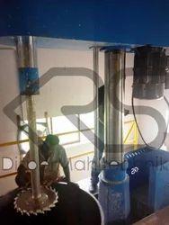 KRS Dispermahltechnik Twin Shaft Disperser, Capacity: 100 to 5000 litre, Model: KRS1MT