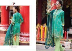 Pakistani Printed Designer Salwar Kameez