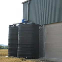 Rain Harvesting Water Tank for Agriculture