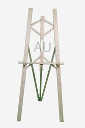AU 4FT WOODEN EASEL STAND