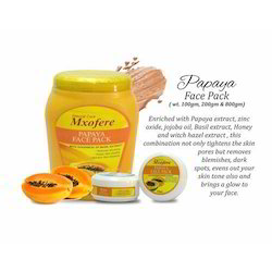 Mxofere Papaya Face Pack 200 Gm