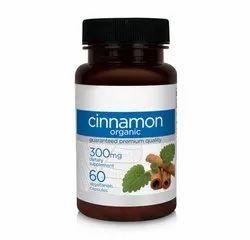 Cinnamon Organic Capsule