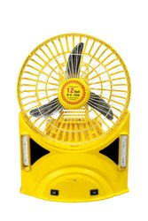 Rechargeable DC Fan