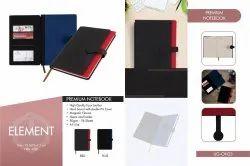 Custom Hard Bound Premium Notebook, Size: A5, Paper Size: A5