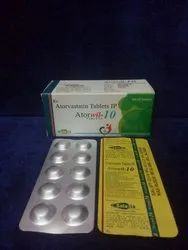 Atorwil 10 mg Tablets