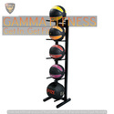 Medicine Ball Weight Rack