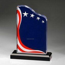 United Acrylic Trophy