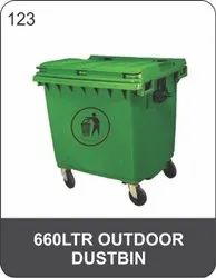 Outdoor Dust Bin