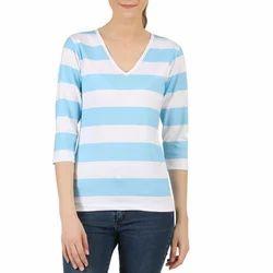 Clifton Womens Stripe T Shirt