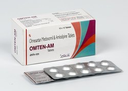 Olmesartan/Amlodipin/Hctz