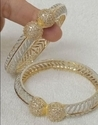 Gold Plated Jewellery Bangle For Girls And Women