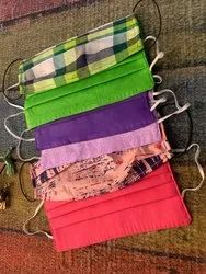 Reusable And Washable Cloth Face Mask