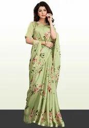 Digital Saree Printing Services