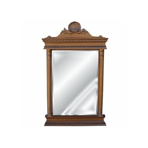 Brown Wooden Frame Mirror, Rs 15000 /piece, New Saima Handicraft ...