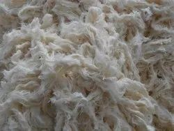 Plain White Polyester Yarn Waste, For Textile Industry, Packaging Type: HDPE Bags
