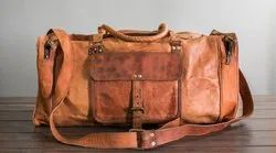 Leather Travel Bag, Duffel Bag, Cabin, Weekender, Overnight Bag, Luggage, Travel Bag