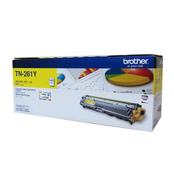 Brother TN 261 Yellow Cartridge