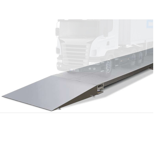 Truck Scale LMT | CAS Weighing India Private Limited