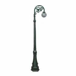 Antique Queen Street Lighting Pole