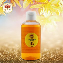Body Wash Citrus Lemon