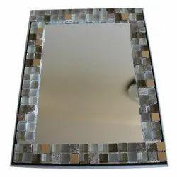 Rectanglar Decorative Mirror Glass