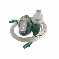 ATPL Nebula Nebulizer Mask with Tubing for Hospital