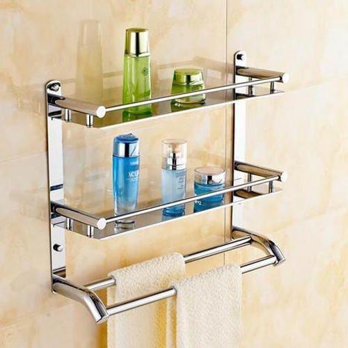 Genial Bathroom Corner Shelf