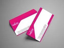 Paper Envelope for Offset Printing