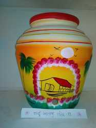 CLAY WATER POT BALAJI 11T