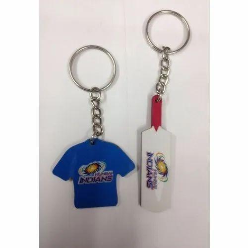 Customized MDF Keychain