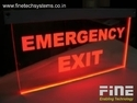 LED Exit Signage-AC Only