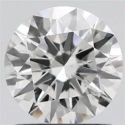 1.02ct Lab Grown Diamond CVD G VVS2 Round Brilliant Cut IGI Certified Stone
