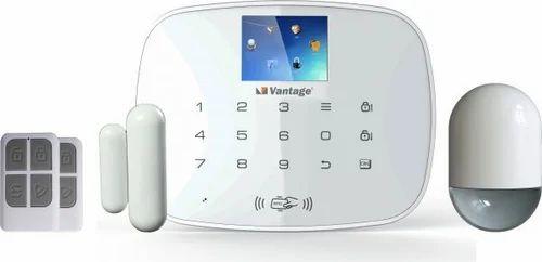 GSM Security Alarm System