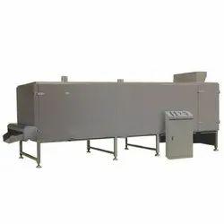 Automatic Soya Nugget Dryer