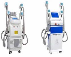 Latest 4 Cryolipolysis Lipo Laser Cavitation