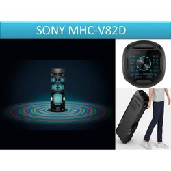 Sony Home Theater System, Model Name/Number: Mhc V82d