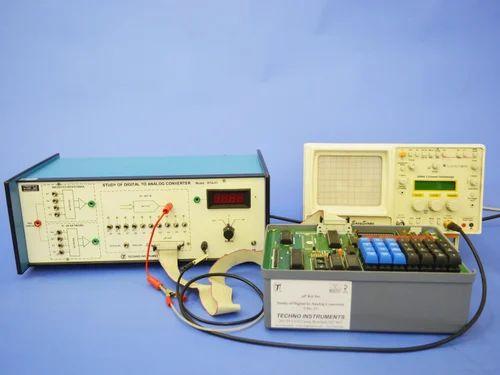 Grey Study Of Digital-to-Analog Converter, DTA-01