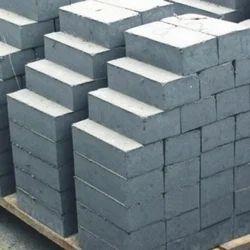 Grey Ashtech Fly Ash Bricks