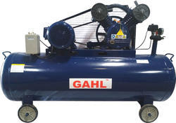 GAHL Belt Driven Single Stage Air Compressors, Power:1.5 to 10 hp