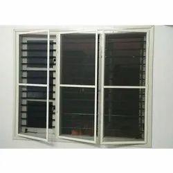 Hinged Aluminium Mosquito Net Window