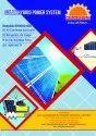 GLOSUN Solar DC Lamp