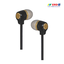 HF-20 Black/ Gold Earphone