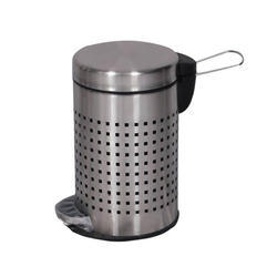 Steel Pedal dustbin